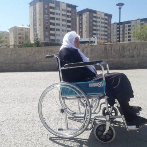 TYSD İstanbul Şubemizin Tekerlekli Sandalye Yardımı