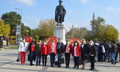 TYSD Edirne Şubemizin 29 Ekim Cumhuriyet Bayramı Kutlaması