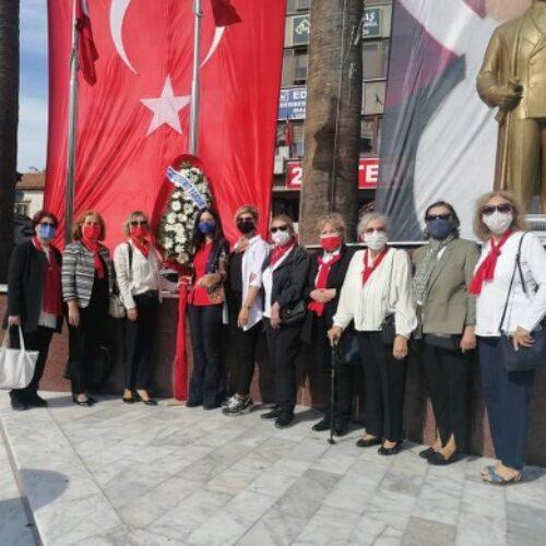 TYSD Edremit Şubemizin 29 Ekim Cumhuriyet Bayramı Kutlaması
