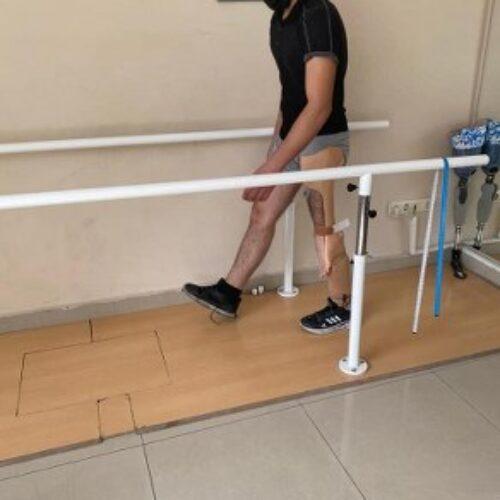 TYSD İstanbul Şubemizin Protez Yardımı