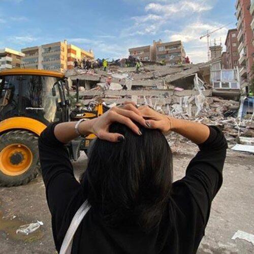 TYSD Genel Merkezi ve 132 Şubemizin İzmir Depremi İçin Geçmiş Olsun Dilekleri