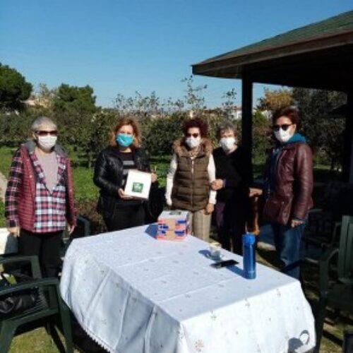 TYSD Burhaniye Şubemizin Öğrencilerimize Tablet Yardımı
