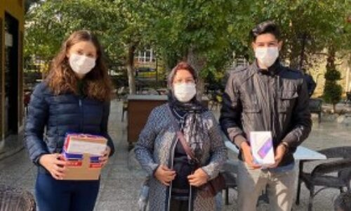 TYSD Kilis Şubemizin Öğrencilerimize Tablet Yardımı