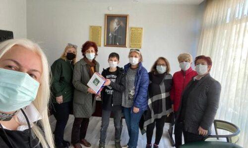 TYSD Malatya Şubemizin Öğrencilerimize Tablet Yardımı