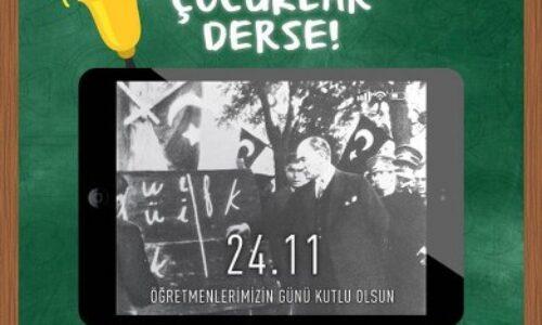 TYSD İstanbul Şubemizin Öğrencilerimize Tablet Yardımı
