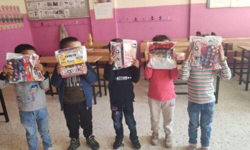 TYSD Kağıthane Şubemizin Öğrencilerimize Kırtasiye Malzemesi Yardımları