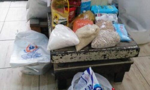 TYSD Manisa Şubemizin Gıda ve Kıyafet Yardımı