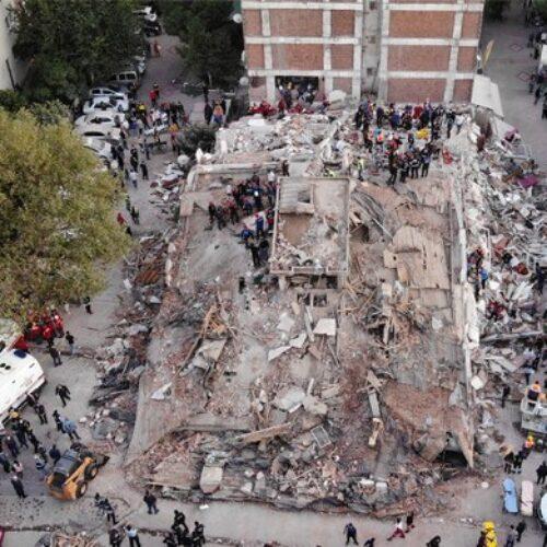 TYSD'nin İzmir Depremi İçin Yardım Organizasyonu