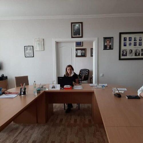 TYSD Genel Merkezimizin İstanbul Şubelerimizle Çevrimiçi Toplantısı