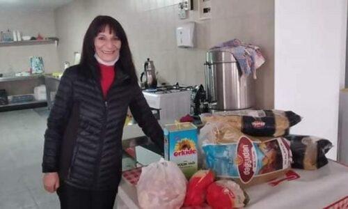 TYSD Kuşadası Şubemizin Gıda Yardımı