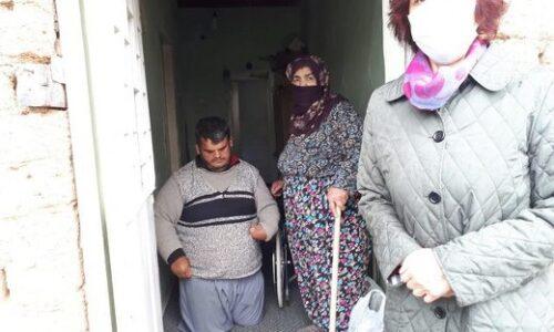 TYSD Malatya Şubemizin Gıda ve Giyecek Yardımları