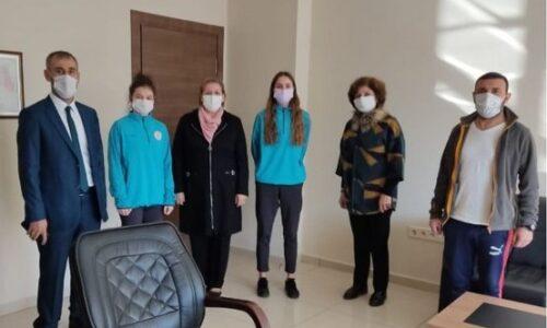 TYSD Yozgat Şubemizin Kız Hentbol Takımını Ziyaretleri ve Destekleri