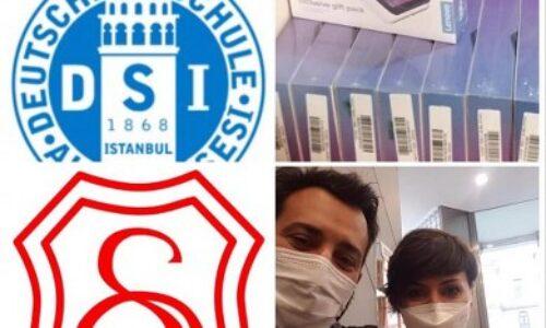 TYSD İstanbul Şubemize Tablet Yardımı