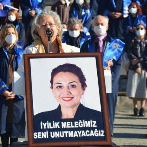 TYSD Genel Merkezi ve 132 Şubemizin Kadına Şiddete Hayır Mesajı