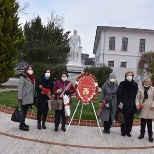 TYSD Tekirdağ Şubemiz 93. Kuruluş Yıldönümünü Kutladı
