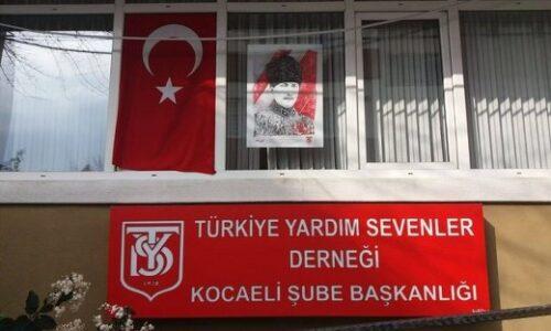 TYSD Kocaeli Şubemiz 93. Kuruluş Yıldönümünü Kutladı