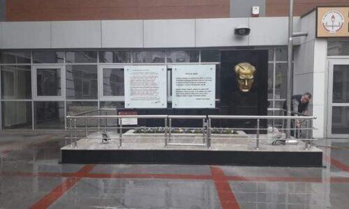 TYSD Bakırköy Şubemizin Öğrencilerimize Atatürk Köşesi ve Resim Atölyesi Armağanları