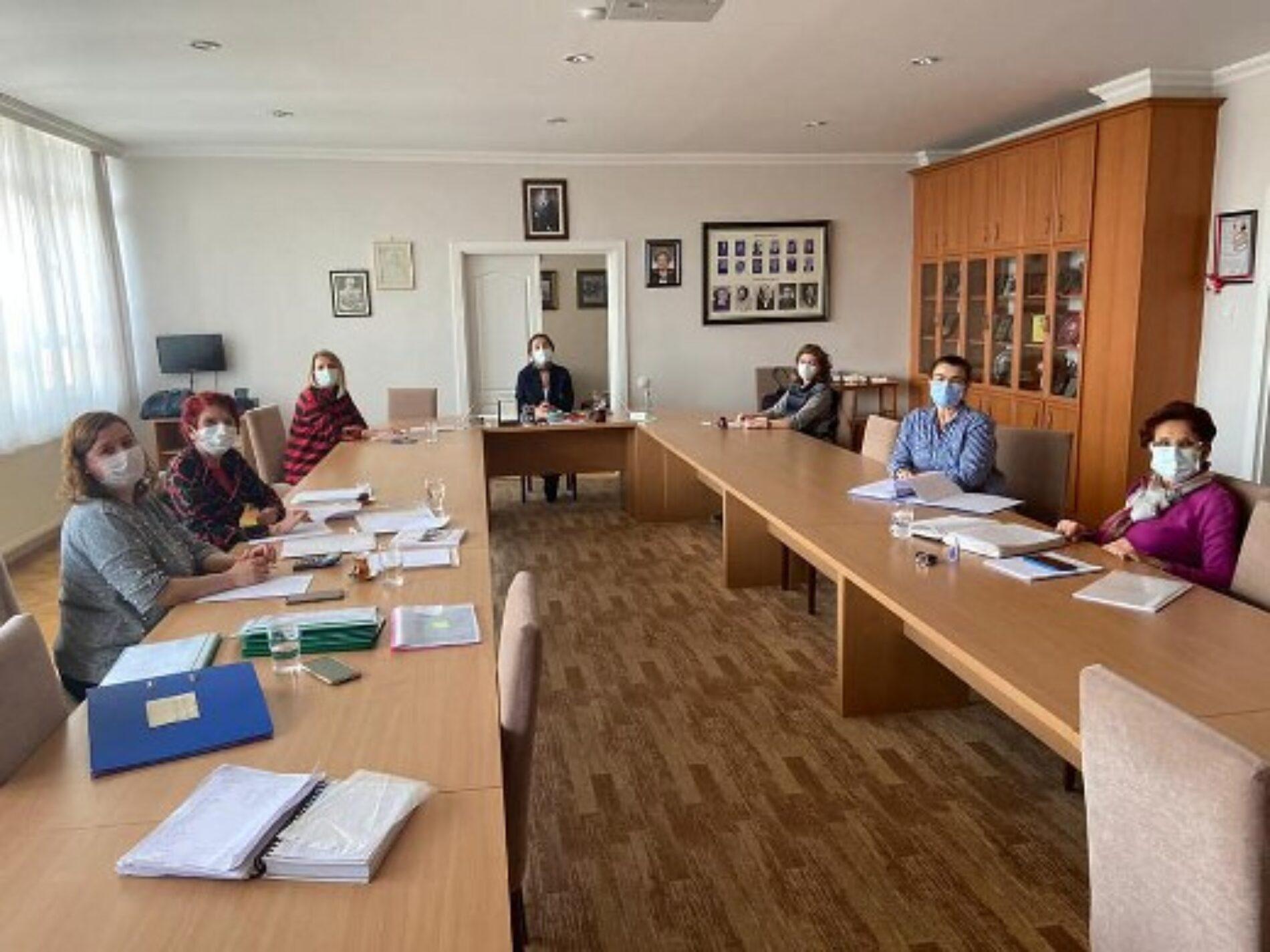 TYSD Genel Merkezimiz Covıd-19 Tedbirlerine Uyarak Çalışmalarını Sürdürmeye Devam Etmektedir