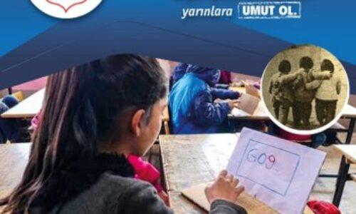 TYSD Mudanya Şubemizin Gıda Yardımı