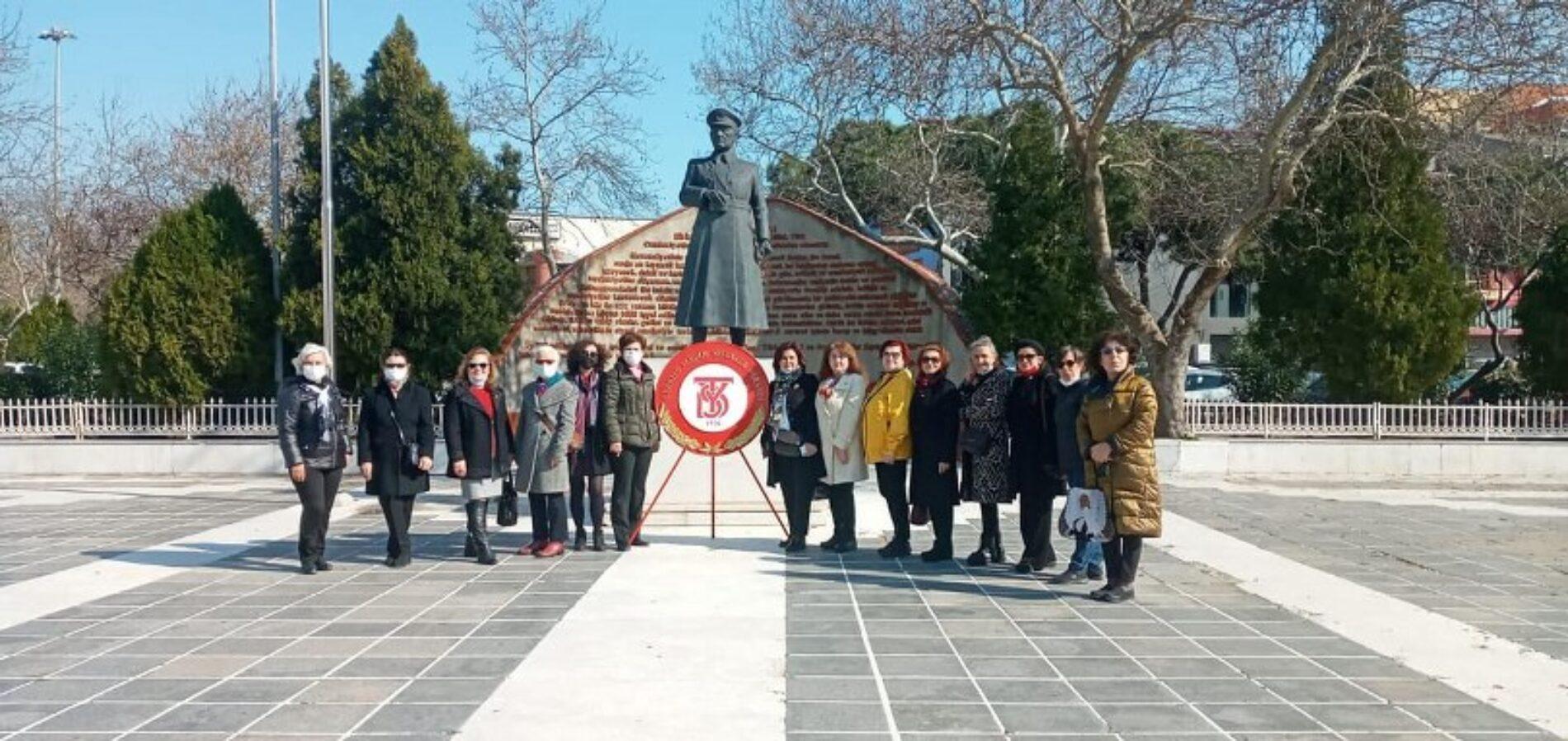 TYSD Çanakkale Şubemiz 93. Kuruluş Yıldönümünü Kutladı