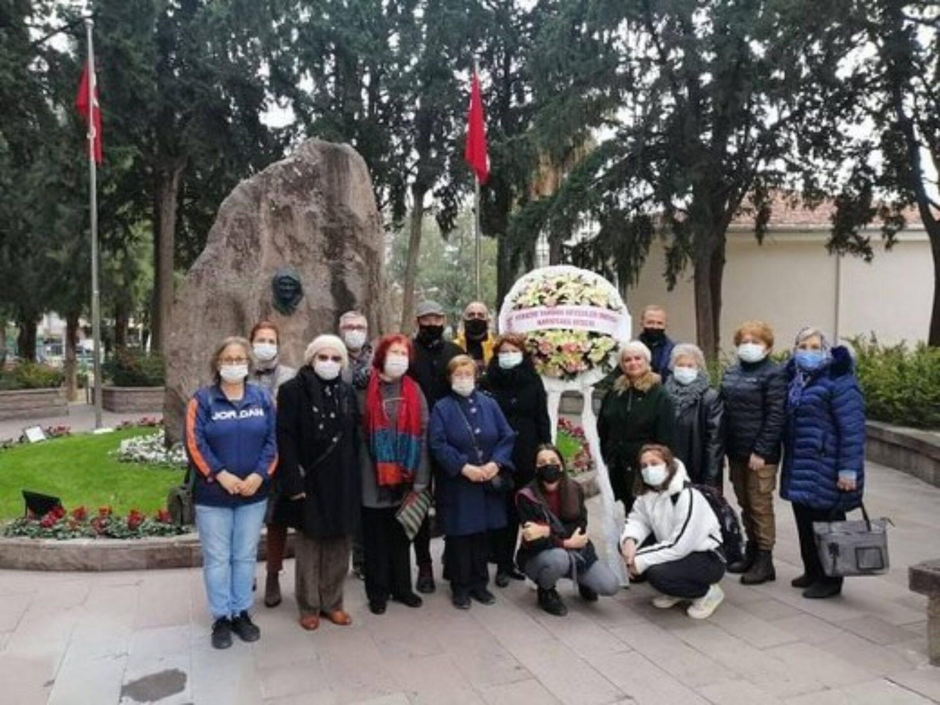 TYSD Karşıyaka Şubemiz 93. Kuruluş Yıldönümünü Kutladı