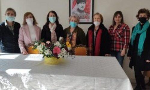 TYSD Bartın Şubemizin 8 Mart Dünya Emekçi Kadınlar Günü Kutlaması
