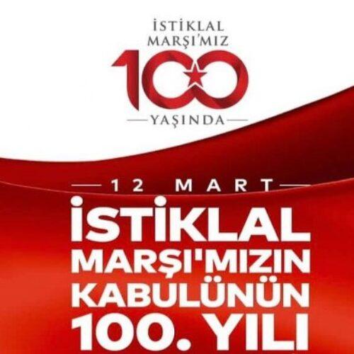 TYSD Genel Merkezi ve 132 Şubemiz Milli Şairimiz Mehmet Akif Ersoy'u Saygı ve Rahmetle Andı
