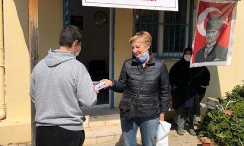 TYSD İzmir Şubemizin Öğrencilerimize Tablet Yardımları