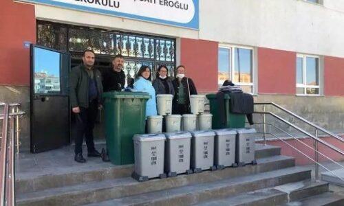 TYSD Mudanya Şubemizin Şükrü Çavuş Şehit Eroğlu İlkokuluna Yardımları