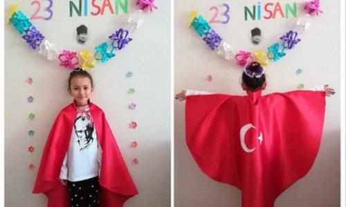 TYSD İstanbul Şubemizin 23 Nisan Ulusal Egemenlik ve Çocuk Bayramı Kutlaması