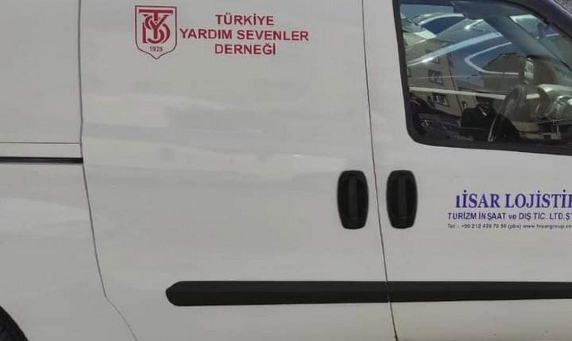 TYSD Bakırköy Şubemizin Ramazan Ayı Yardımları