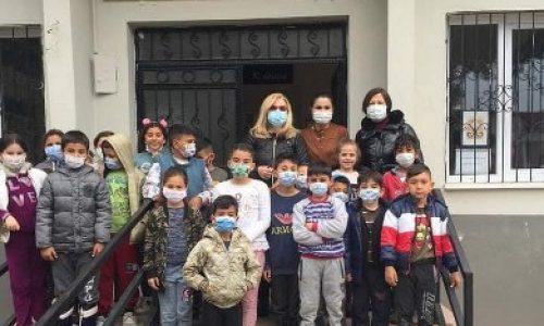 TYSD Didim Şubemizin Medikal Maske Yardımları