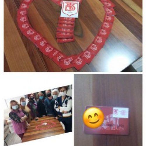 TYSD Çanakkale Şubemizin Erzak Çeki Yardımları