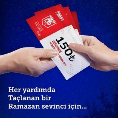 TYSD Fatsa Şubemizin Ramazan Ayı Yardımları