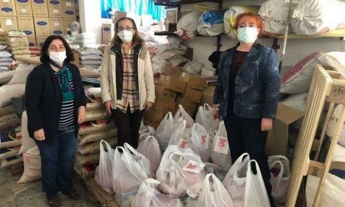 TYSD Edirne Şubemizin Ramazan Ayı Yardımları