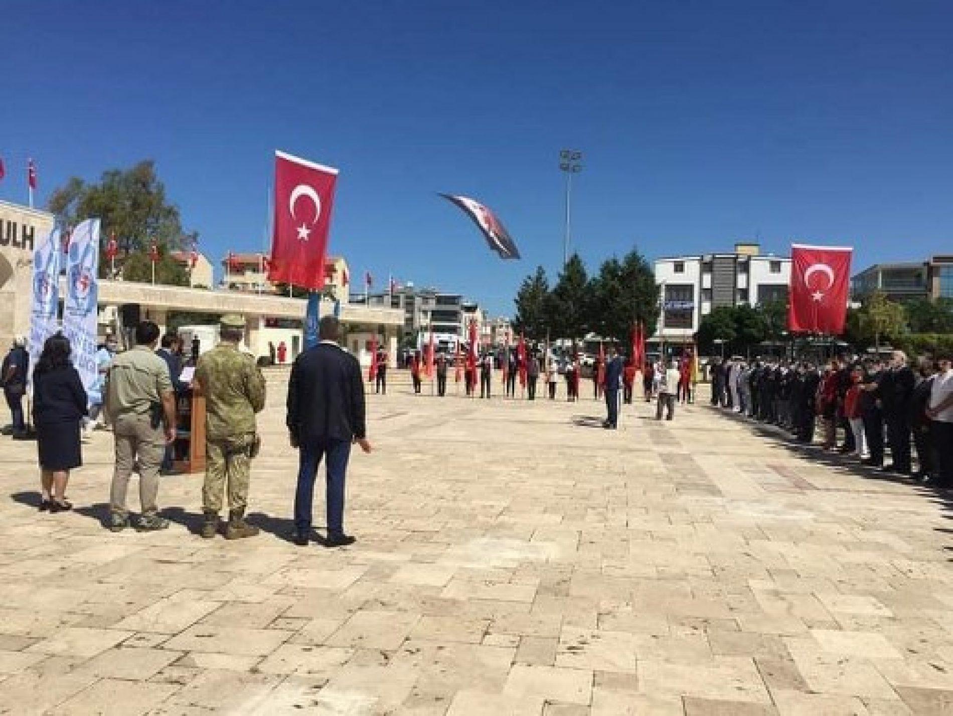 TYSD Didim Şubemiz 19 Mayıs Atatürk'ü Anma Gençlik ve Spor Bayramı Kutlamalarında Yer Aldı