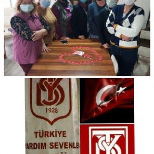TYSD Çanakkale Şubemizin Ramazan Ayı Yardımları ve Bayram Dilekleri