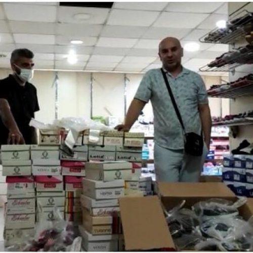 TYSD Beyoğlu Şubemizin Ramazan Bayramı İçin 200 Çocuğumuza Ayakkabı Bağışları