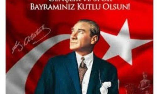 TYSD Genel Merkezimizi Gençlerimiz 19 Mayıs Atatürk'ü Anma Gençlik ve Spor Bayramı Kapsamında Anlatmaya Devam Ediyor