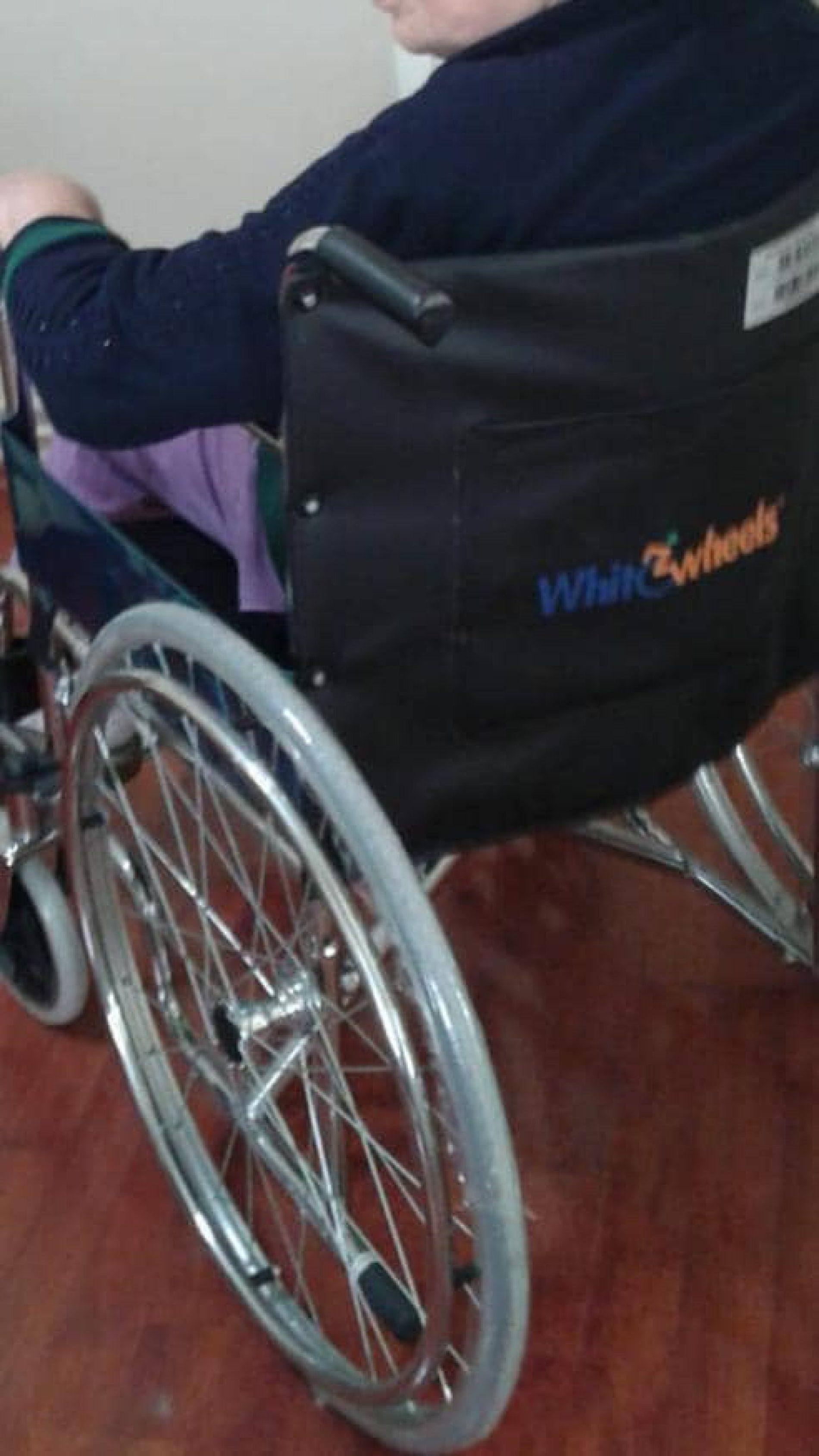 TYSD İstanbul Şubemizin Tekerlekli Sandalye Yardımları