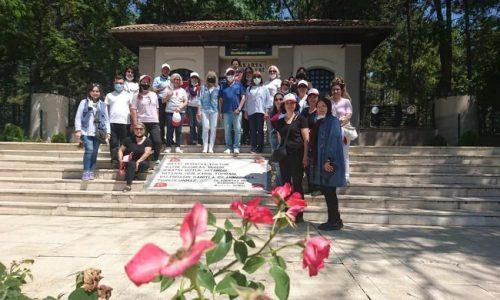 TYSD Polatlı Şubemizin Sakarya Kültür Gezisi