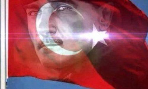 """TYSD Genel Merkezi ve 132 Şubemiz Gazi Mustafa Kemal Atatürk'e Türkiye Büyük Millet Meclisi Tarafından """"Türk Orduları Başkomutanı"""" Ünvanı Verilişinin 100. Yılını Kutluyor"""