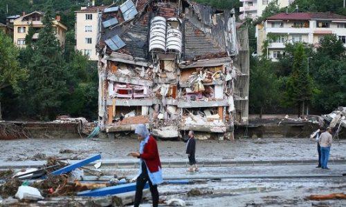 TYSD Genel Merkez ve 132 Şubemizin Karadeniz için Geçmiş Olsun Dilekleri
