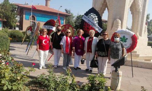TYSD Konya Meram Şubemiz 30 Ağustos Zafer Bayramımızı Kutladı