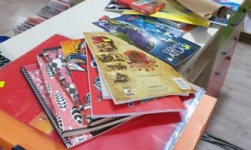TYSD Mudanya Şubemizin Çocuklarımıza Okul Forması ve Kırtasiye Malzemesi Yardımları