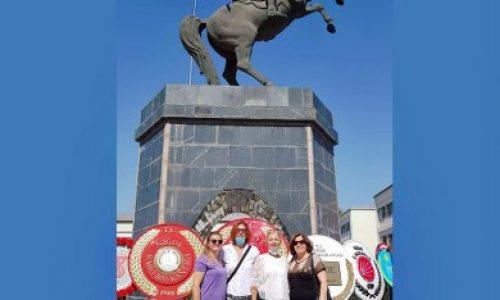 TYSD Niğde Şubemiz 30 Ağustos Zafer Bayramımızı Kutladı