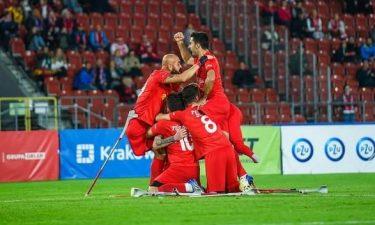 TYSD Genel Merkezi ve 132 Şubemiz Ampute Milli Futbol Takımımızı Tebrik Eder