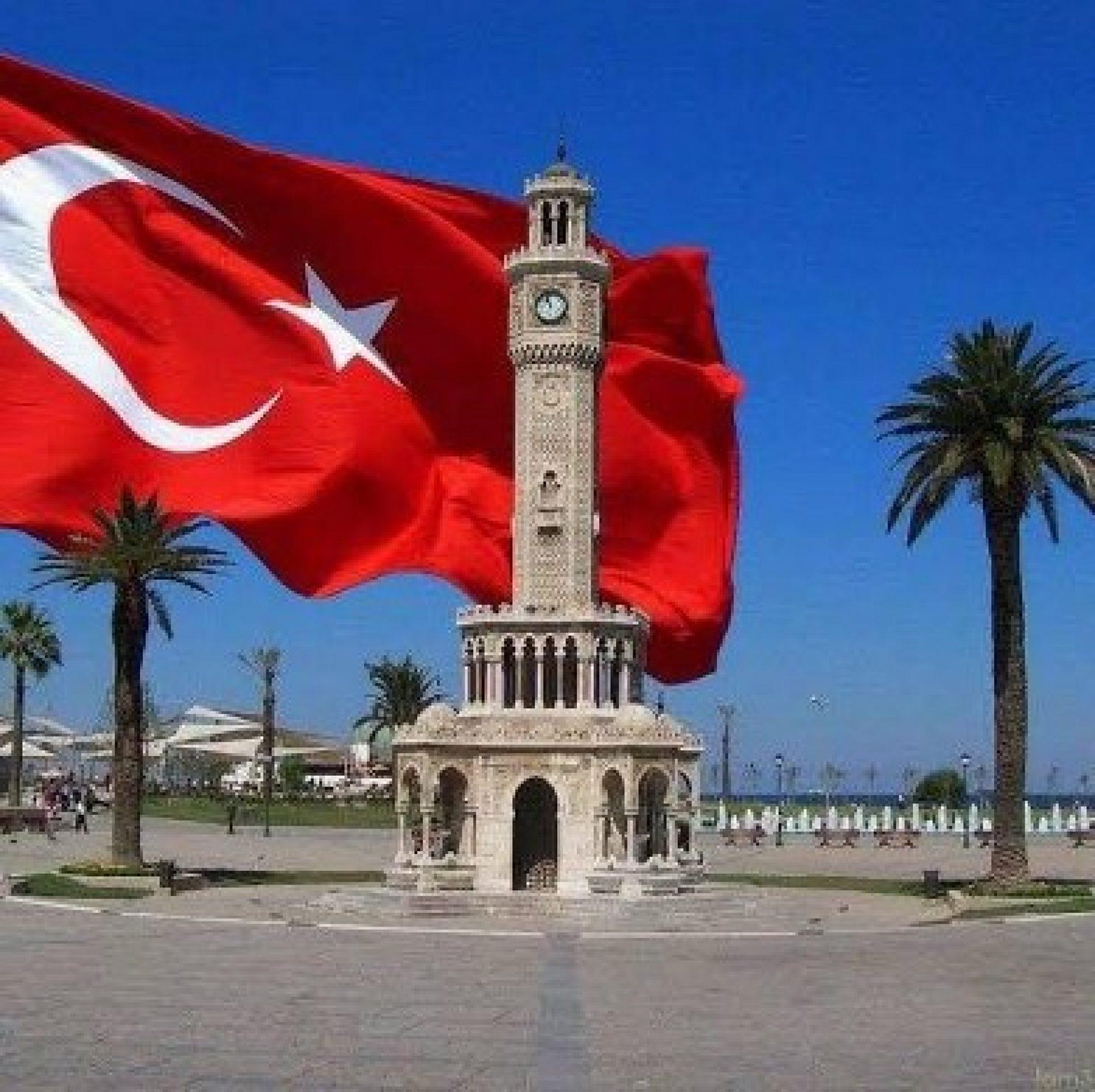 TYSD Genel Merkezi ve 132 Şubemiz 9 Eylül'ü, İzmir'imizin Özgürlüğünü Kutlar