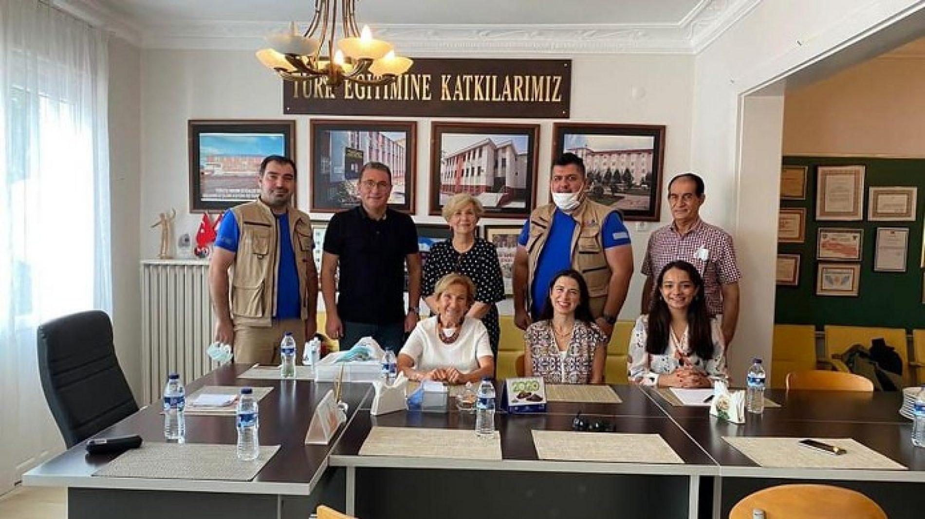 TYSD İstanbul Şubemizi İBB Şişli Yerinde Çözüm Ekibi Ziyarette Bulundular