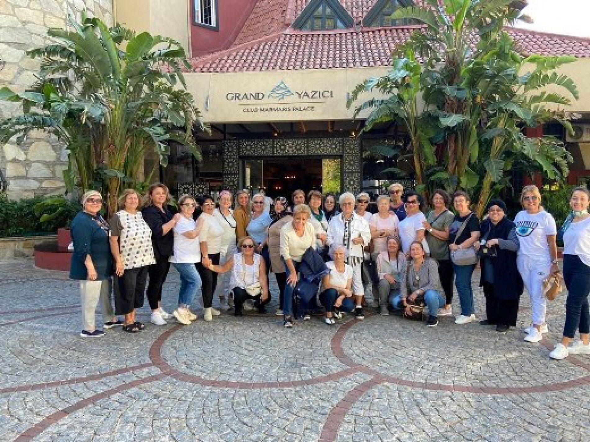 TYSD Düzce Şubemiz Atatürk Eğitim Burslu Öğrencilerimiz Yararına Kültürel Gezi Gerçekleştirmiştir